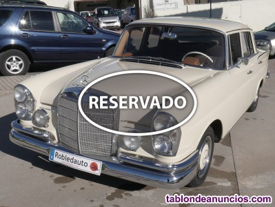 "Mercedes 220 S ""Colas"""