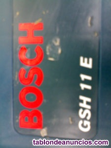 Se vende Martillo percutor BOSCH