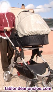 Carro baby jogger city mini