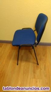 Vendo cuatro sillas de oficina.