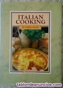 Italian cooking by robin howe, penguin books, 1979