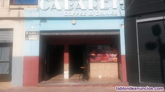 Venta local Café Bar Montado en zona de ocio Ranero