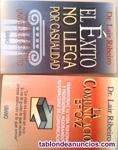 Libros de motivación colección dr. Lair ribeiro