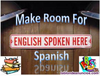 Spanish teacher - make room for spanish - Clases de Español