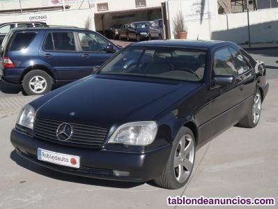 Mercedes Benz CL 500