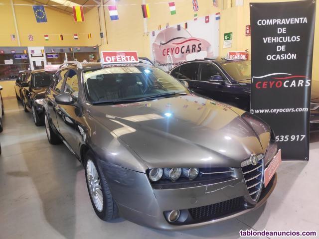 Alfa romeo 159 sportwagon 1.9 jtdm 16v sport