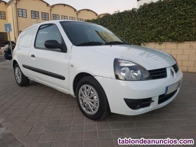 Renault Clio 1.5dCi Van Libro Garantía IVA Incl.
