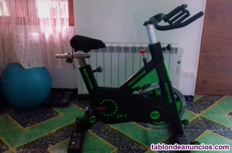 Bicicleta ciclo indoor//spinning profesional