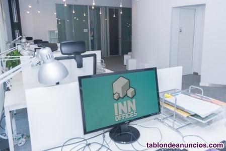 Despachos y oficinas en la Isla de la Cartuja, Edificio Inn Offices