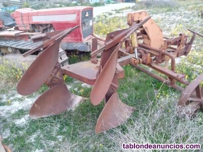 Arado para tractor