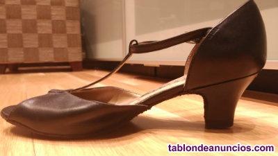 Vendo zapatos de baile latino