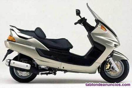 Yamaha Majesty DX 250 despiece