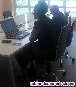 Oficina-sala de reuniones-aula