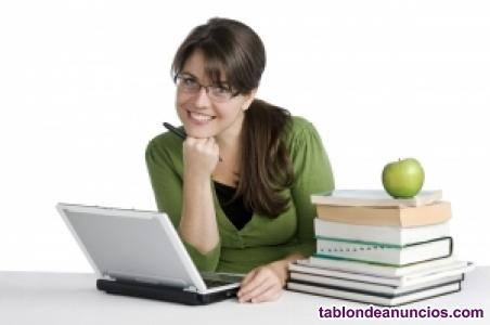 Clases  personalizadas de ingles a domicilio u online