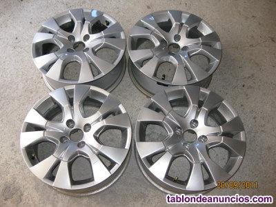 Llantas de aluminio para ruedas de 215/55/r17