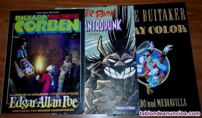 Comics diversos