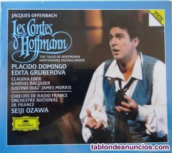 Musica clasica. Los cuentos de hoffmann.