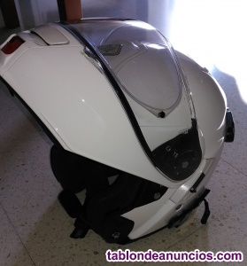 Casco moto abatible shoei neotec