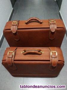 Juego de maletas Tauro