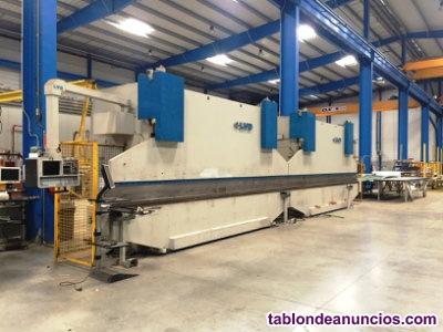 PLEGADORA TANDEM LVD 12.000x200 TM CNC