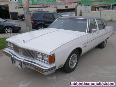 OldsMobile Ninety-Eight 98 Regency 5.0 V8