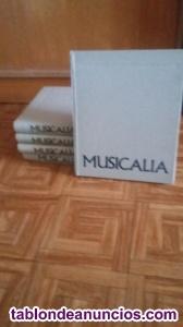 Musicalia - enciclopedia de la música clásica