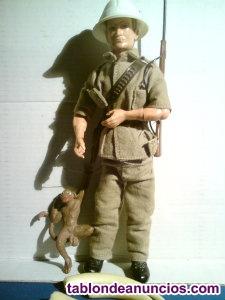 MADELMAN Ref.104 (1969-1970) Madel 1º Generación Safari: Cazador