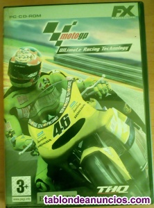 MOTO GP ULTIMATE RACING JUEGO PARA PC