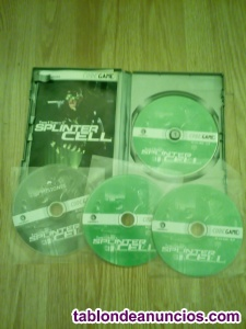 TOM CLANCYS SPLINTER CELL PC