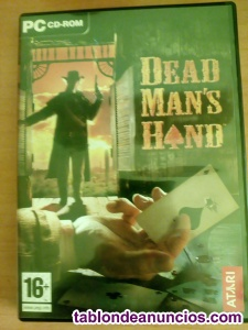 DEAD MANS HAND JUEGO PARA PC