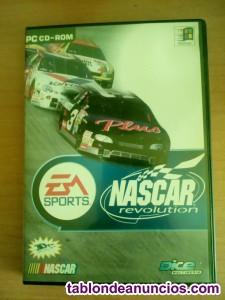 NASCAR REVOLUTION PARA PC