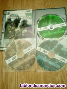 GHOST RECON PARA PC.