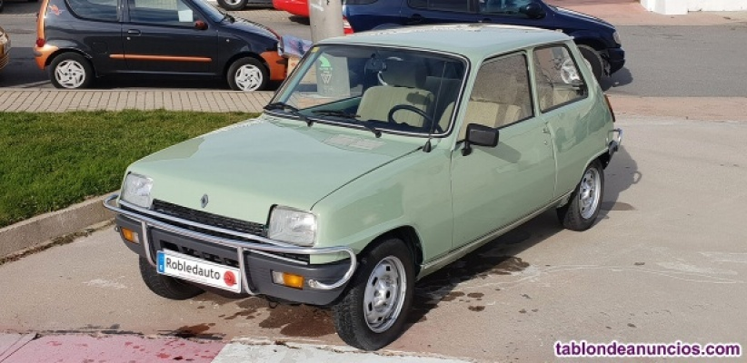 Renault 5 TL Confort