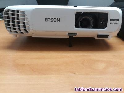 Proyector epson eb w18