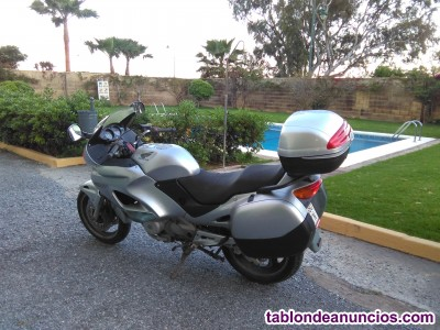 Vendo moto honda 650 deauville