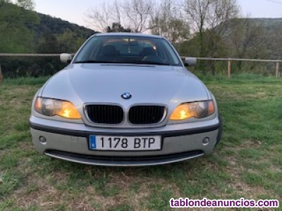 Se vende BMW 320 td en perfecto estado.