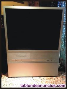 Televisor retroproyector