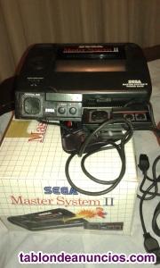 Master sistem ii