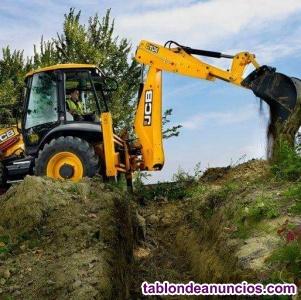 Excavaciones, Transportes y Martillo