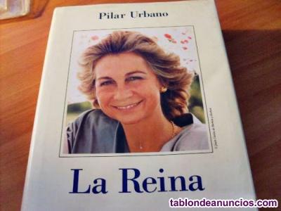 Libro: la reina.