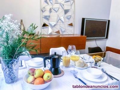 Apartamento Espíritu Santo, nuevo, moderno y cómodo