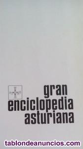 Enciclopedia asturiana 13 volumenes