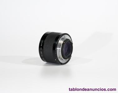 Duplicador nikon teleconverter tc-201 2x
