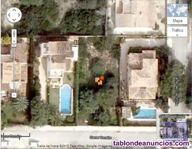 Terreno de 600 m2 con proyecto y licencia