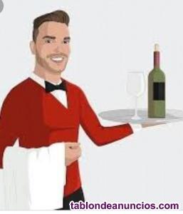 Busco camarero
