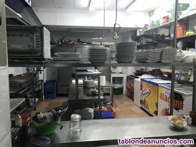 Traspaso restaurant bar zona aragon
