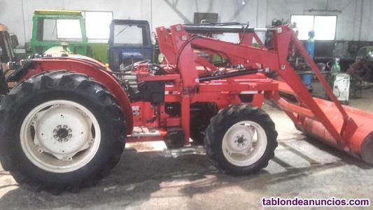 Tractor marca same.