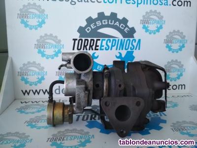 Turbocompresor mitsibishi montero