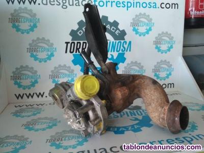 Turbocompresor citroen c5