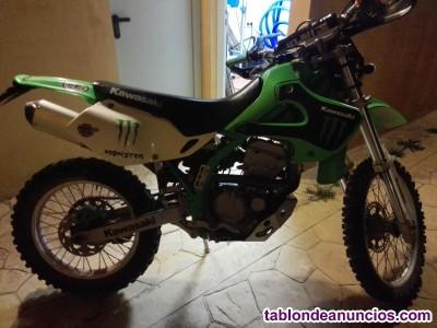 Kawasaky klx 300r